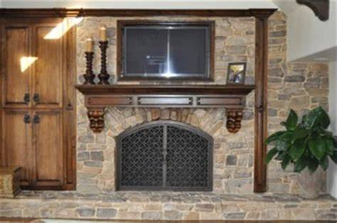 ams ceiling tiles ams fireplace doors remodel ideas traditional living room san diego by ams fireplace inc