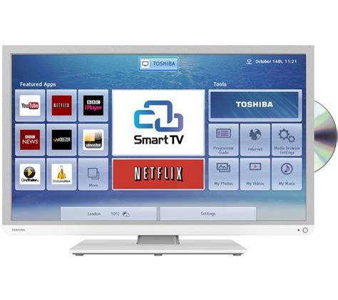 Tv Led 32 Inch Promo 32 toshiba 32d3454db hd 1080p freeview hd smart led