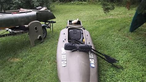 mokai motorized kayak my motorized mokai kayaks