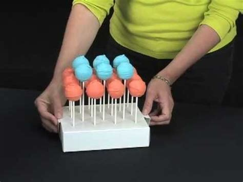 how to make a picture pop cake pops stand by brp a new cake pop holder to display