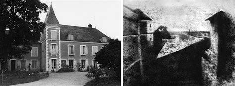 wann entstand die erste fotografie heute feiert die fotografie ihren 175 geburtstag