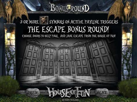 house of fun bonus house of fun