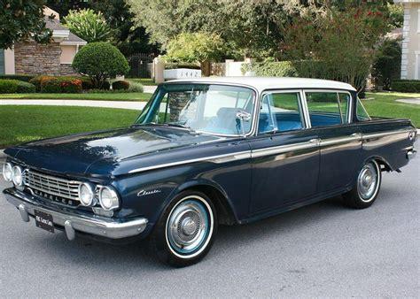 rambler car for sale 1962 amc rambler for sale 1865835 hemmings motor