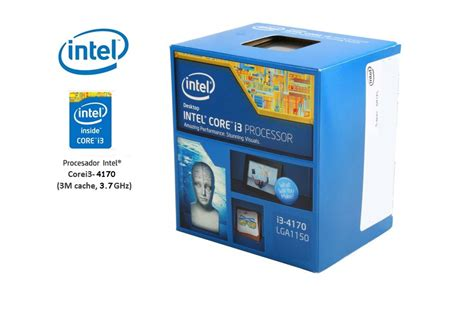 Intel I3 4170 Box Lga 1150 jual intel i3 4170 3 7 ghz box lga 1150 central