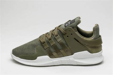 adidas eqt support adv olive cargo sneaker bar detroit