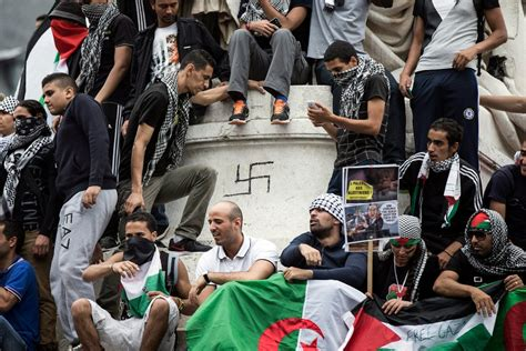 Palestine Gaza anti semitism rises in europe amid israel gaza conflict the new york times