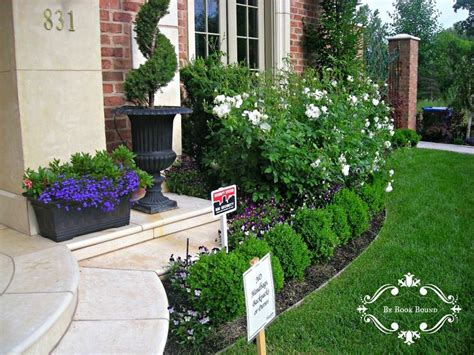 flower beds in front of house flower beds front yard home design ideas dokity garden