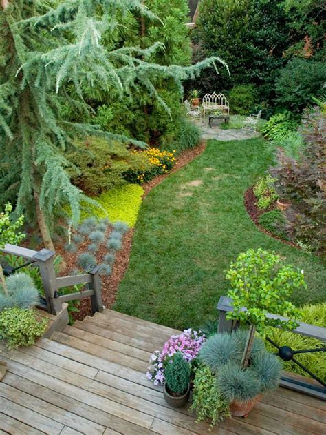 Idea For Landscape Garden Easy Landscaping Ideas