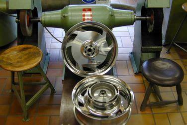Polieren Von Metallteilen by Hochglanzpolieren Metal Kupfer Aluminium Chrom Nickel
