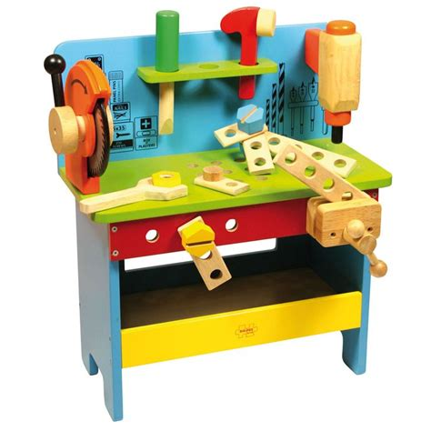 wooden work bench for children 7 best images about bigjigs toys construction on