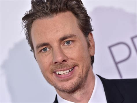 dax shepard dax shepard just shared a pretty surreal experience with his own poster