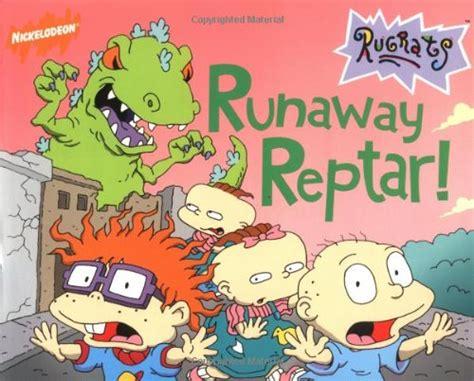 runaway reptar book rugrats wiki fandom powered  wikia