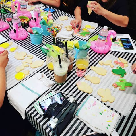 thanksgiving cookie decorating class sunday november