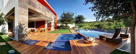 roof top garden ravalli county mt modern family home in zapopan mexico