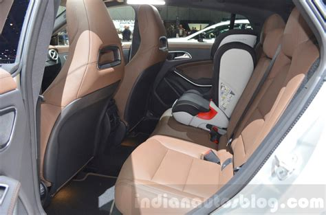 car upholstery shooer mercedes cla shooting brake with accessories interior