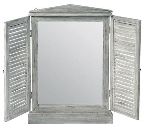 etagere casa top espejo ventana con estante para la entrada de casa