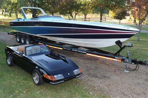 scarab cigarette boat miami vice season 2 scarab changes hands offshoreonly