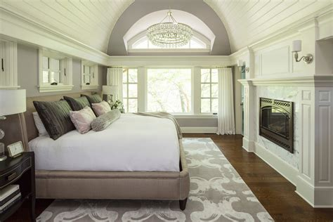 transitional bedrooms master bedroom chandelier bedroom transitional with barrel