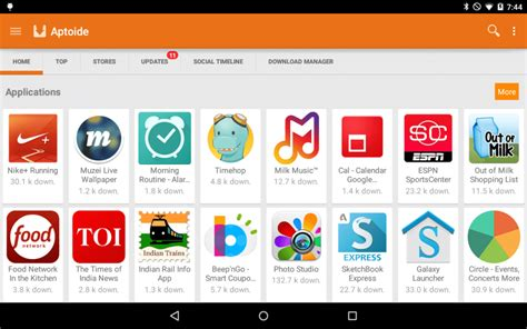 aptoide download play store descargar e instalar google play store en cualquier android