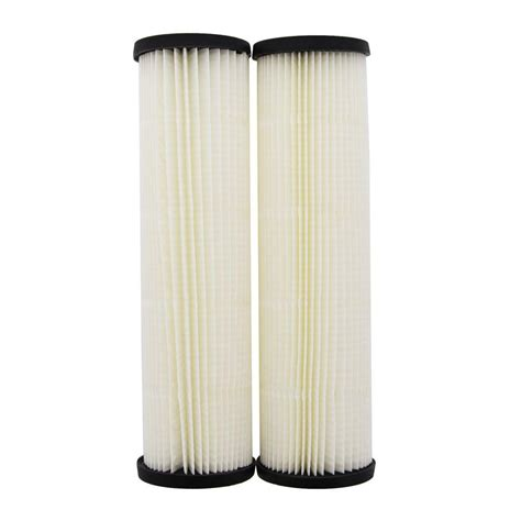 whole house sediment water filter american plumber whole house sediment water filter cartridge 2 pack american plumber