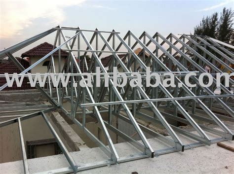 Best Materials For Bed Sheets by Winsteel Lightweight Steel Roof Truss Photo Detailed