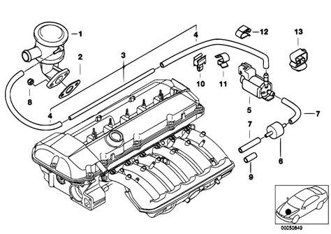 original parts for e46 320i m52 sedan engine air f
