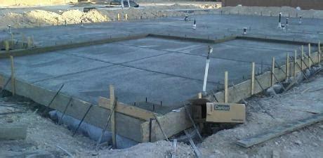 Pouring Concrete Slab Concrete Patio Slab Concrete Slab How To Level Concrete Patio Slab