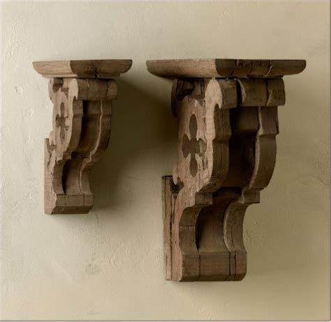 Wood Corbels For Shelves 51 Best Images About Mantel Corbels On