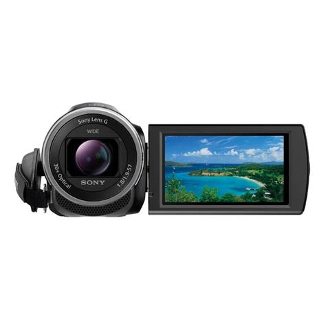 sony hdr hdr cx625 hd camcorder