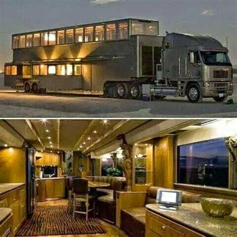 dream house trailer converted semi trailer tiny house i just love tiny houses dwellings and such