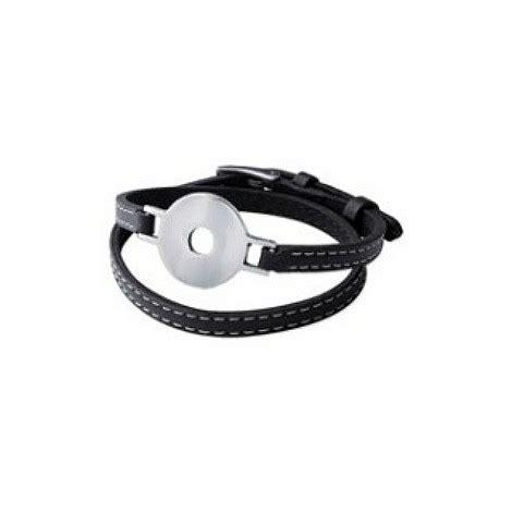 Carla Bracelet bracelet carla cuir et acier personnalis 233 meli melow