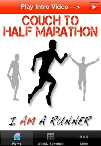 Couch To Half Marathon On The App Store
