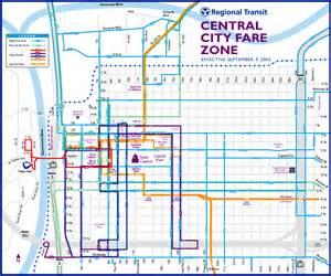 Light Link Rail Map System Maps Sacramento Regional Transit
