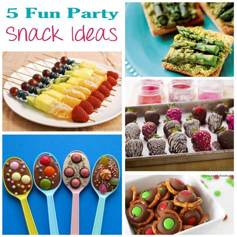 Snack Ideen by 5 Snack Ideas October 19th
