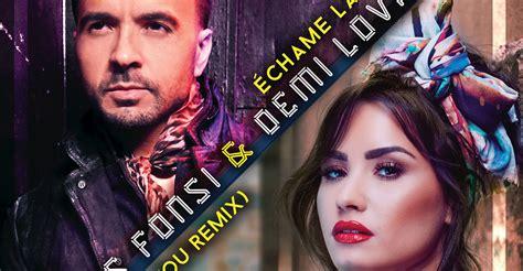 demi lovato songs remix demi lovato luis fonsi echame la culpa not on you