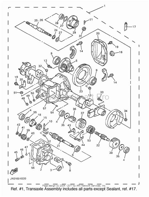 ezgo golf cart parts diagram automotive parts diagram images