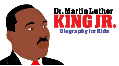 martin luther king jr biography for middle school students fun cartoon on dr martin luther king jr for kids dr