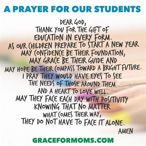 best prayers for welcoming a new year a back to school prayer for teachers and students 187 grace for