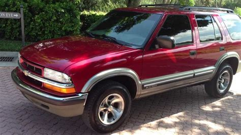 chevy blazer lt south west edition view  current
