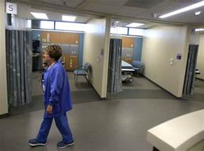 Mercy Hospital Emergency Room by Mercy Health Shows New St Vincent Emergency Center