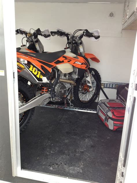 motocross bike trailer enclosed trailer questions moto related motocross