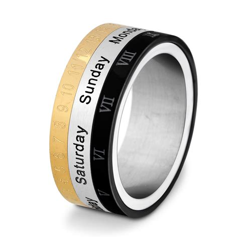 Calendar Rings Buy Wholesale Calendar Ring From China Calendar