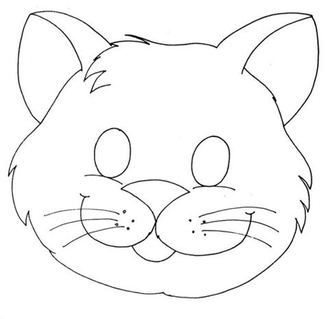 cat mask coloring page crafts actvities and worksheets for preschool toddler and