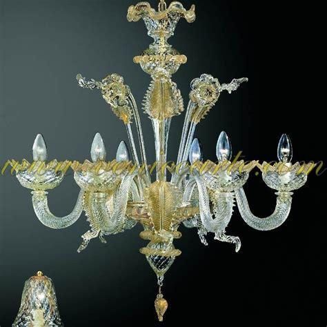 Murano Chandeliers Rialto Murano Glass Chandelier