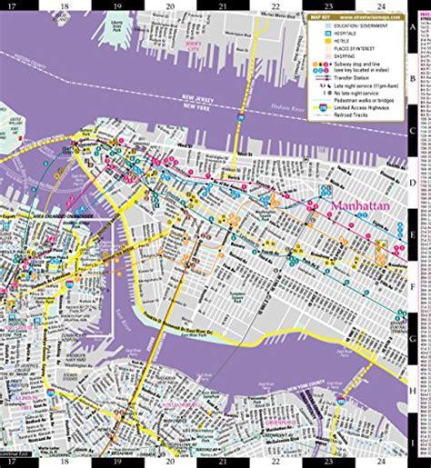 libro katalin street new york libro streetwise brooklyn city center street map of brooklyn new york di not available