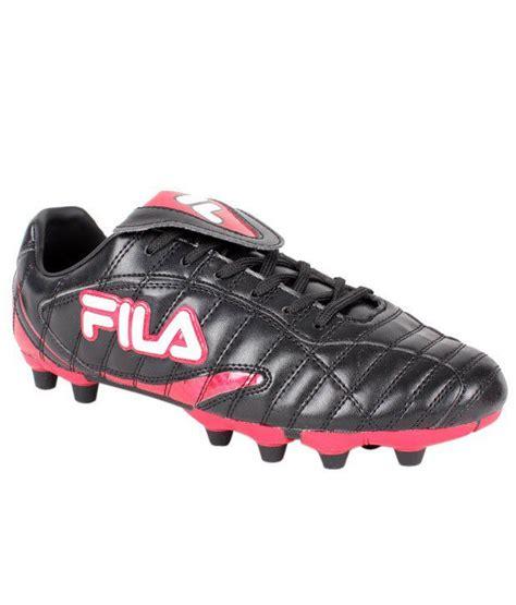 fila football shoes fila victor black soccer shoes price in india buy fila