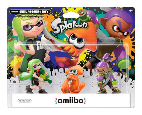splatoon 2 amiibo splatfest arena wii u nintendo switch guide unofficial books nintendo amiibo splatoon series 3 pack alt colour