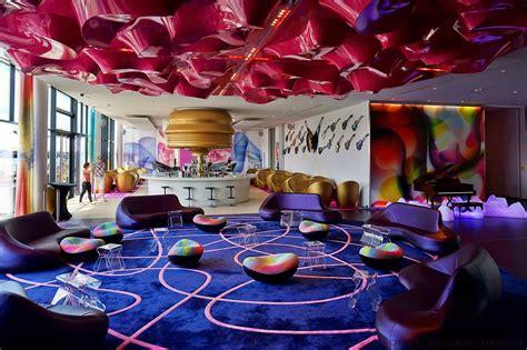 Restaurant Interior Designers Karim Rashid His Nhow Hotel In Berlin Cannot Be Missed
