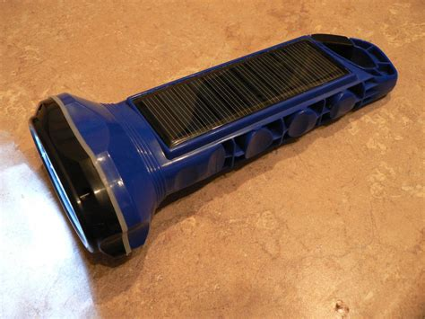 Solar Powered Torch Lights Solar Flashlight The 10 Best Solar Powered Flashlights Sre
