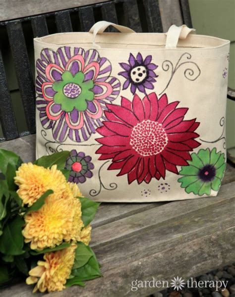 You Decide Canvas 25 best ideas about painted canvas bags on